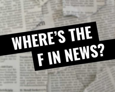 Where's the F in News returns to BBC Radio 4 for a second series