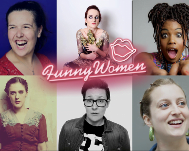 Funny Women Showcase – Warwick Arts Centre
