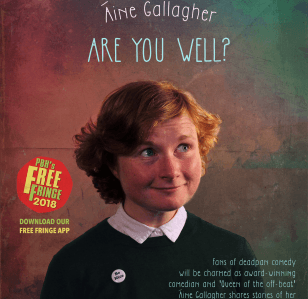 Áine Gallagher: Are You Well? Interview