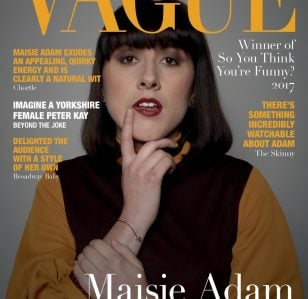 Maisie Adam: Vague
