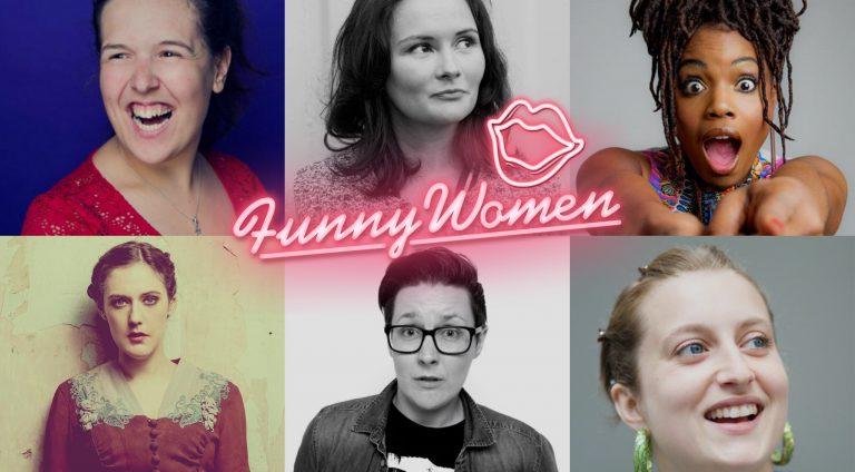 Funny Women Showcase – Warwick Arts Centre