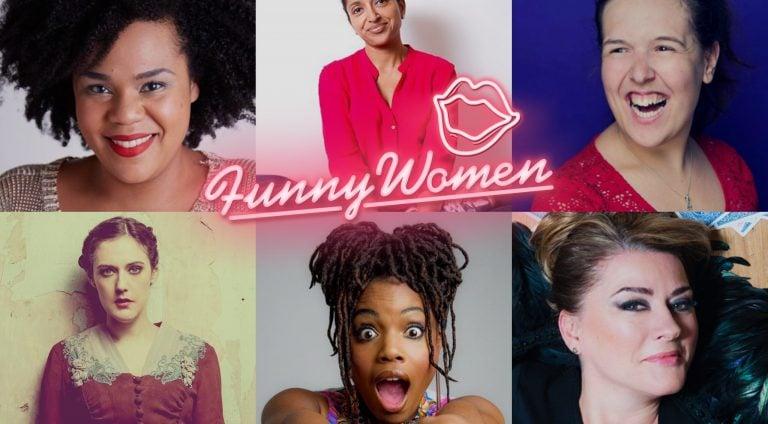 Funny Women Showcase – Watford Palace Theatre