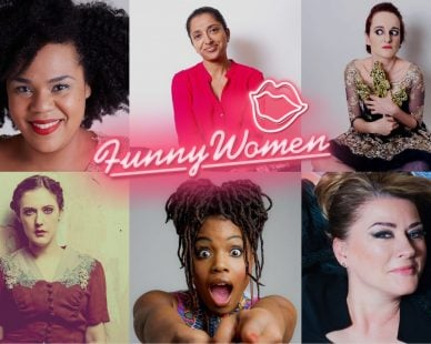Funny Women Showcase – Watford Palace Theatre
