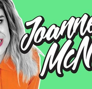 Joanne McNally Podcast