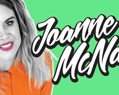 Joanne McNally Podcast