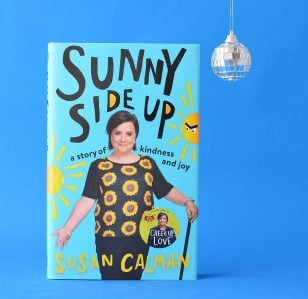 Susan Calman: Sunny Side Up Published Today!