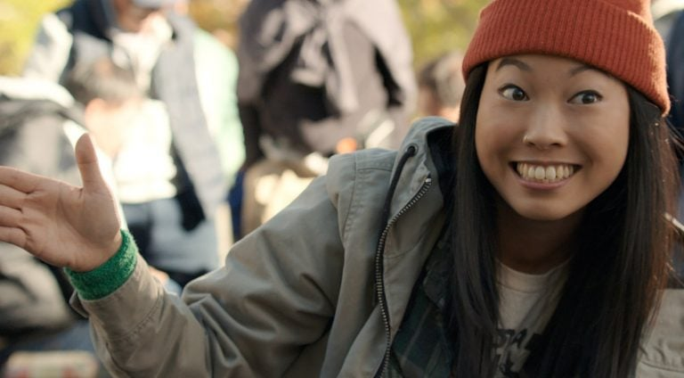 Awkwafina signs deal with Comedy Central