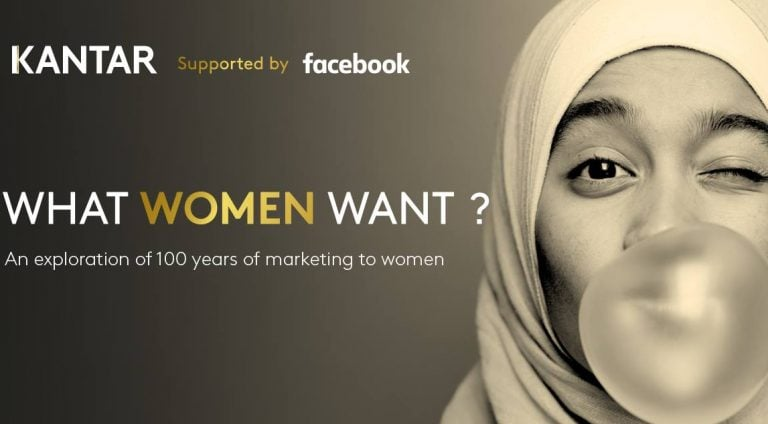 What Women Want? A Brand New Connection