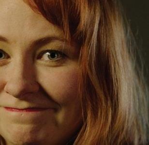 Amy Gledhill Awarded Caroline Aherne Bursary