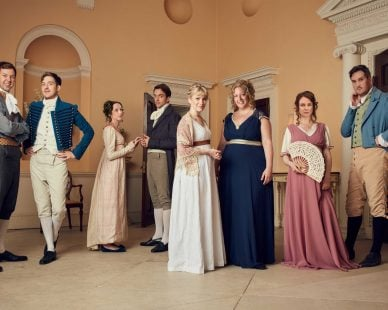 Austentatious takes up residence in London's Theatreland