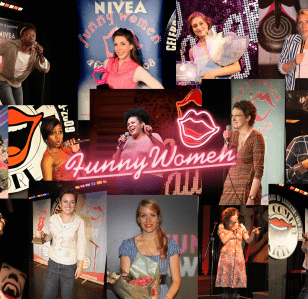 Funny Women Awards Alumni – 16 years of brilliant, hilarious women