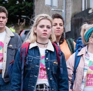 Derry Girls makes triumphant Return
