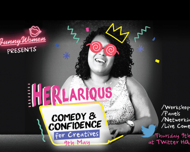 HERlarious – Comedy & Confidence for Creatives