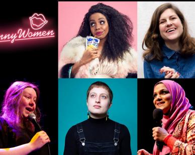 Brighton Fringe: Funny Women Showcase