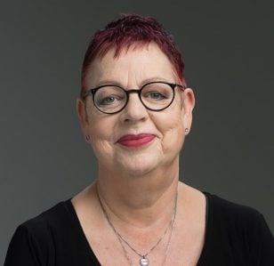 It's Official: Jo Brand is a Legend of Comedy