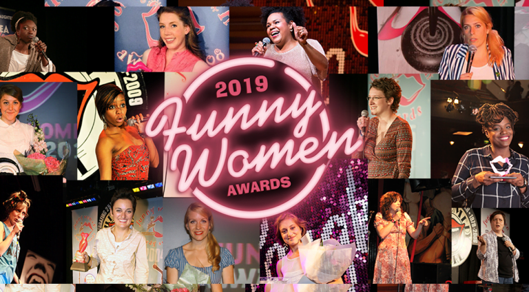 We Declare Registration for the 2019 Funny Women Awards: OPEN!