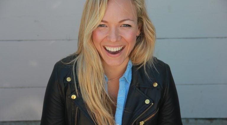 Eline van der Velden talks Crazy Science