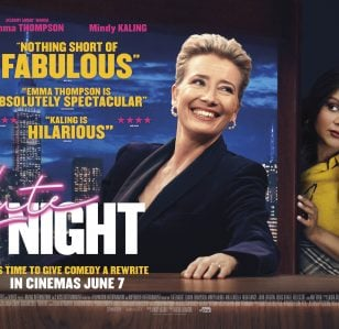 Emma Thompson and Mindy Kaling Star in Late Night