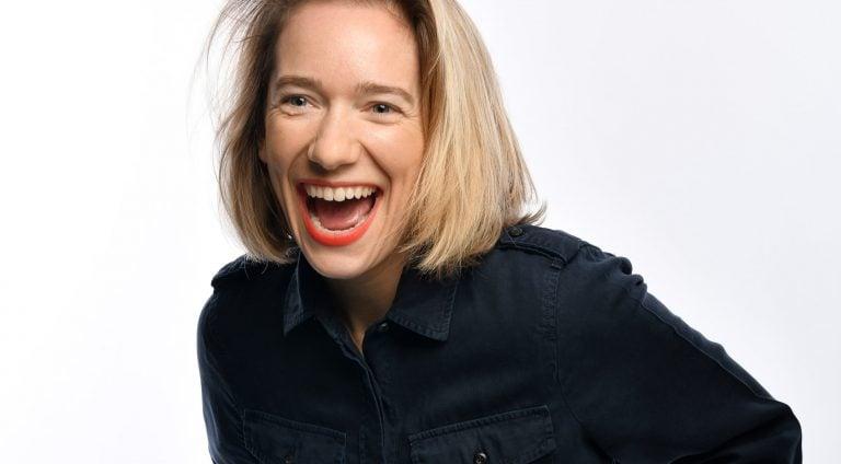 Celebrating Funny Women Alumni: Saskia Preston – Weirder than she thought…