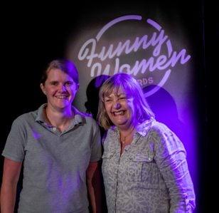 Meet the 2019 Funny Women Awards Finalists: Sarah Mann