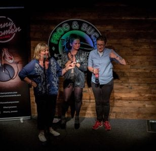Meet the 2019 Funny Women Awards finalists: Sian Davies