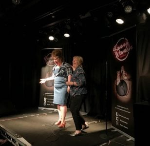 Meet the 2019 Funny Women Awards Finalists: Laura Smyth
