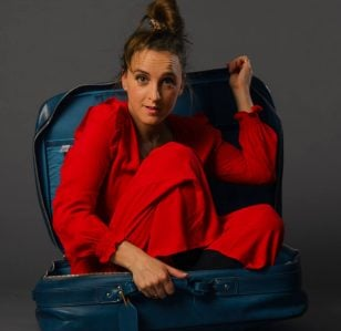 Lucy Pearman: Baggage