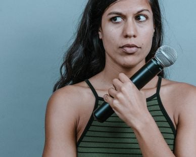 Meet the 2019 Funny Women Awards Finalists: Charlie George
