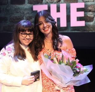 Meet 2019 Funny Women Comedy Shorts Awards Winners Teresa Burns & Samantha Lyden!