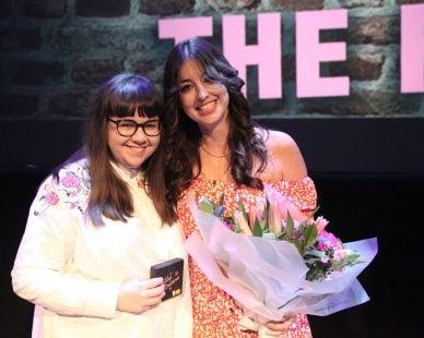Meet 2019 Funny Women Comedy Shorts Awards Winners Teresa Burns & Samantha Lyden!