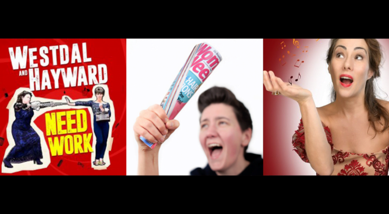 2019 Funny Women Awards: Best Show Top Three Finalists