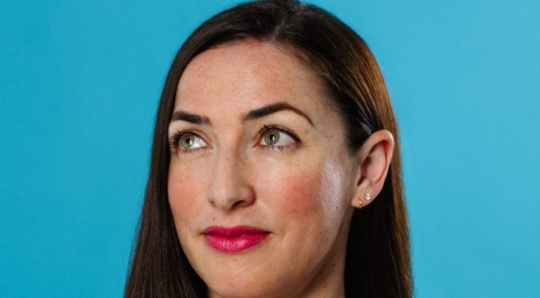 Meet the 2019 Funny Women Awards Finalists: Liz Guterbock