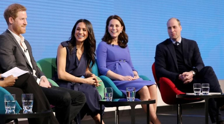 HERlarious follows Royal lead on wellbeing and confidence