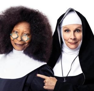 Whoopi Goldberg & Jennifer Saunders to Star in Sister Act