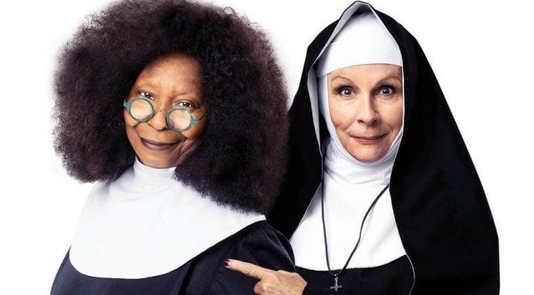 Whoopi Goldberg & Jennifer Saunders to Star in Sister Act