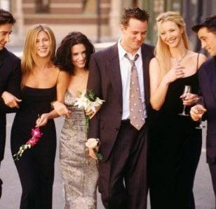 Could Friends have been on a break?